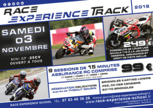 Race Experience Track